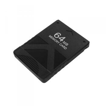 PS2 Playstation2 64 MB Memory Card / Speicherkarte Eaxus
