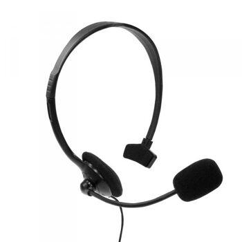 PS4 Gaming Headset, Kopfhörer mit Mikrofon für Playstation 4