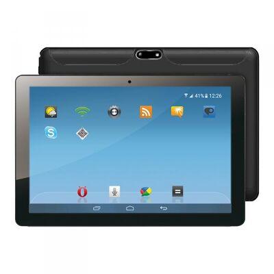 Tablet PC A33 Quad Core, 25,7cm (10.1) mit Wifi, Front- und Rückkamera Eaxus