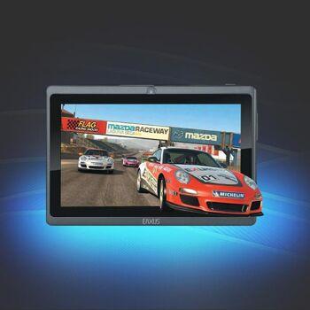 "Tablet PC Android 4, EAXTAB 17,78cm (7), Quad Core mit Kamera und WiFi EAXUS"""