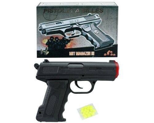 27-60413, Softair Pistole, Kugelpistole inkl. Munition