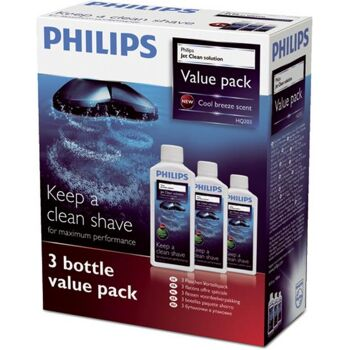 Philips Jet clean Pack HQ203/50, A 300ml, 3er Pack