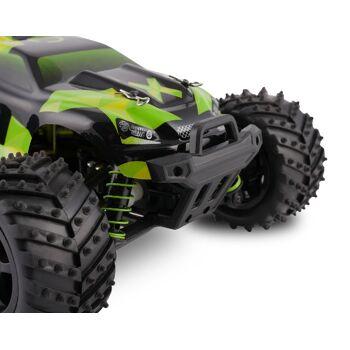X-Monster Truck ferngesteuertes RC Auto 45 km/h, 1:18, 2 Akkus, Allrad, 100m Reichweite, Buggy, Modellbau, Modellauto, RC Car, Fernsteuerung