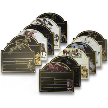 Stalltafeln Pferde Stall- Boxen Schilder