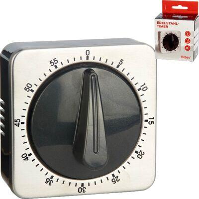 12-423756, Kurzzeitmesser Mebus mechanisch, Küchenuhr, Eieruhr, Backuhr, usw