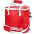 28-523003, Kühltasche 18Liter, Thermotasche, Isoliertasche, mit Reißverschluß, 2 Griffen und 1 längenverstellbaren Tragegurt