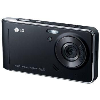 LG KU990 Viewty Handy (UMTS, HSDPA, 5 Megapixel)