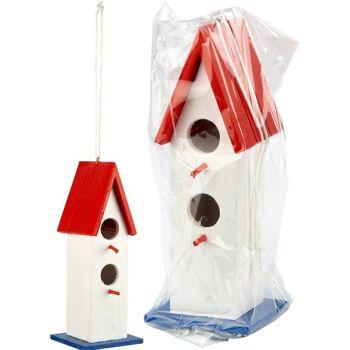 28-572814, Vogelhaus, Nistkasten aus Holz+++++++