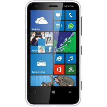 Nokia Lumia 620 Smartphone (9,7 cm (3,8 Zoll) Touchscreen, Snapdragon S4, Dual-Core, 1GHz, 512MB RAM, 5 Megapixel Kamera, Win 8, micro SIM)