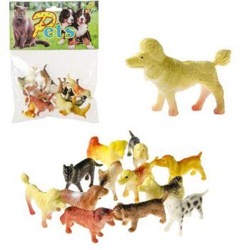 27-40074, Hunde Spielfiguen
