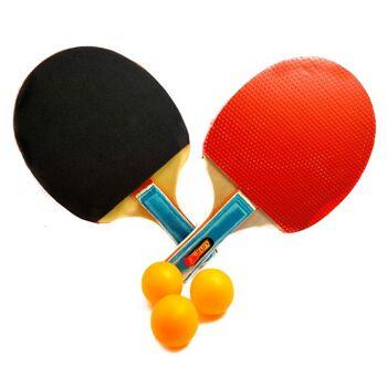 Tischtennisset 5-teilig Pingpong