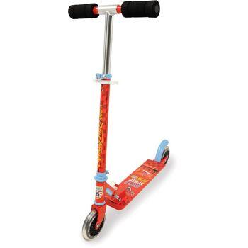 27-51845, Smoby Disney Cars Roller mit Bremse, klappbar