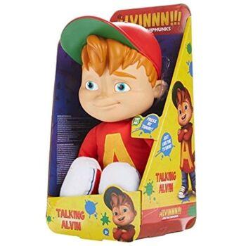 27-51851, MATTEL Alvin und die Chipmunks sprechender Alvin