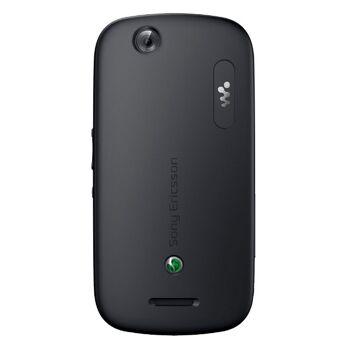 Sony Ericsson Zylo Handy (Multimedia, HSPA, Music Call, 3.2 MP)