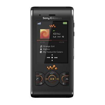 Sony Ericsson W595 Handy (Bluetooth, 3.2MP, 2GB Memory Stick, Walkman, UKW-Radio)
