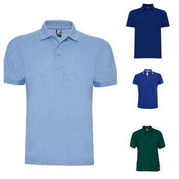 Herren Poloshirt Shirt Polos kurzarm Mix Oberteile Basics Sommer Restposten Bekleidung Herrenmode