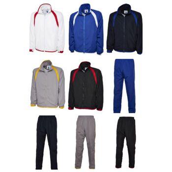 Herren Sportanzug Trainingsanzug Freizeitanzug Sport Hose Jacke 2er Set Sportbekleidung Kleidung