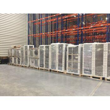 Weisse Ware: Waschmaschinen, Kühlschränke, Geschirrspüler, Trockner, Öfen