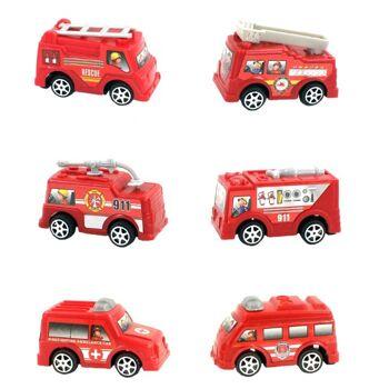 27-80366, Feuerwehrauto mit Antrieb