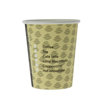 ecolle Kaffeebecher (Coffee to go) 200ml 1000er Packung