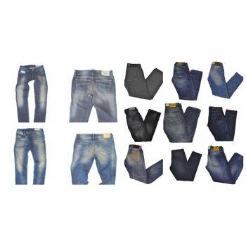 Restposten Herren Diesel Jeans Jack and Jones Jeans Mix Hosen Bekleidung Herrenmode