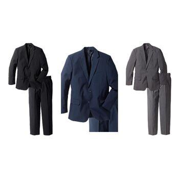 half off 1f6e1 60e70 Herren Business Anzug Restposten Anzüge Mix 2er Set Sakko Hose Großhandel  Kleidung