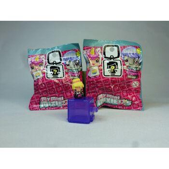 Mattel My Mini MixieQ's Puppen, zum Sammeln, Tauschen, Spielen, usw, im Überraschungsbeutel