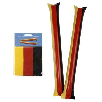 27-99612200, Klatschschläuche Deutschland, 2er Set