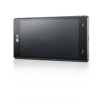 LG P760 Optimus L9 Smartphone (Dual Core, 1GHz, 11,9 cm (4,7 Zoll) Touchscreen, 5 Megapixel Kamera, 1GB RAM, Android 4.0)