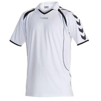 Weiße Hummel Kurzarm Brasil T-Shirts - 116/128
