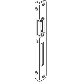 Winkelschließblech Secury DIN li.L.250mm B.25mm T.16,5mm Stahl verzinkt