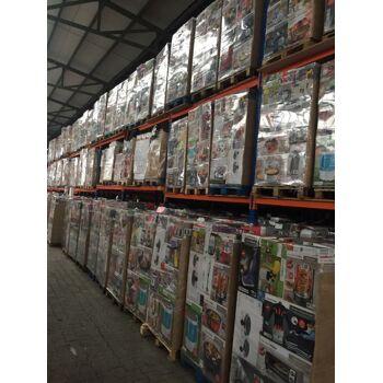 Mischpaletten Mixpaletten Elektroküchengeräte LKW Container für EXPORT ab 350 € Elektro