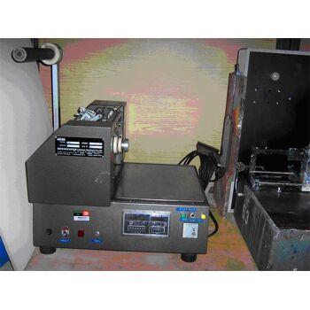 Labelman Modell C250S Abstechrollenschneider Rollen Schneidemaschine