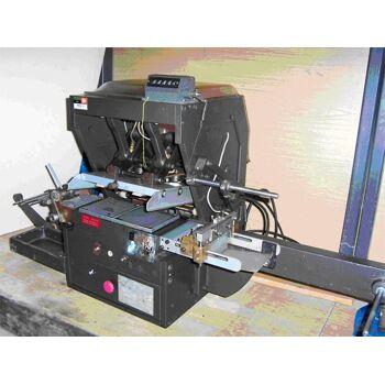 Etikettendrucker Labelmen PW 80 Buchdruckverfahren mit Klischee