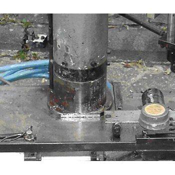 Hydraulische Aufkaschiermaschine hydraulischer Zylinder