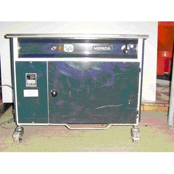 Paket Umreifungs Gerät Pakete verpacken Buendelmaschine Verpackungsmaschine