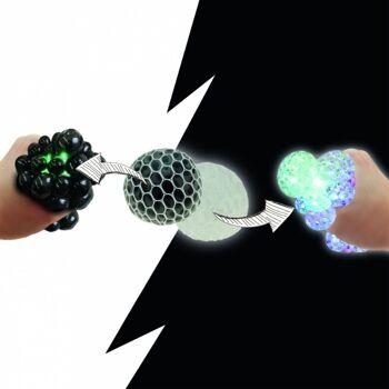 10-582900, LED- Knautschball - Quetschball