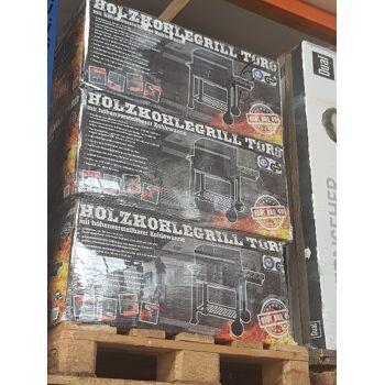 Holzkohlegrill B- Ware Deutscher Discounter Export