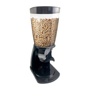 17-63763, Cerealienspender, 41cmH, Müslispender, Volumen 3,5 Liter