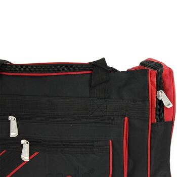ecolle Reise-Sporttasche L 65x28x30cm mix farben