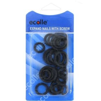 ecolle Dichtungsring-Set 28 tlg.