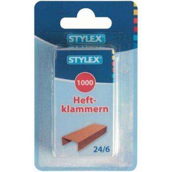 12-31100, Heftklammern, 24/6, 1000 Stück