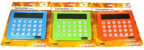 12-505115, Solar Taschenrechner Fresh Big, Tischrechner