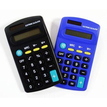 12-76239, Solar Taschenrechner, Tischrechner