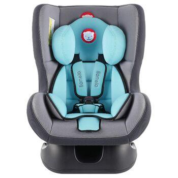 Lionelo Liam Autokindersitz in türkis Autositz Kindersitz 0-18 kg Gruppe 0+/I Reise Urlaub unterwegs Auto KFZ Baby Kind Kleinkind Organizer