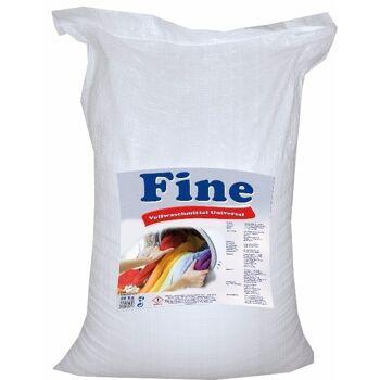 Fine, Waschpulver, Premium, Vollwaschmittel, 10 Kg Sack