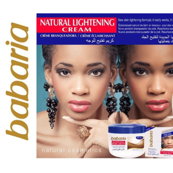 BABARIA - Lightening Gesichtscreme - 125 ml / Babaria Skin Lightening Face Cream 125ml