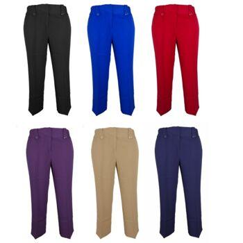 Marisota & Wardrobe Essentials verschiedene Farben 7/8 Hosen