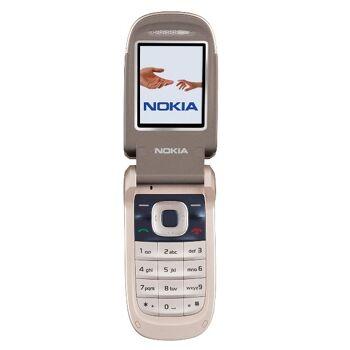 Nokia 2760 (VGA-Digitalkamera, 2 Displays, UKW-Radio, Spiele) Handy diverse Farben möglich