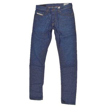 Diesel Tepphar Slim Carrot Herren Jeans Hose W30L32 wash 0837N Stretch 4-1170